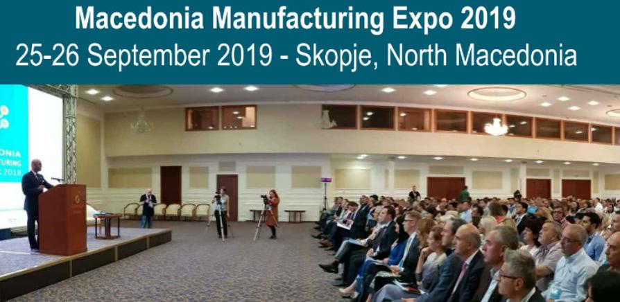 Poslovni susreti Macedonia Manufacturing Expo 2019