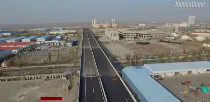 """Autoput od Kine do Evrope dobio """"zeleno svjetlo"""" za izgradnju"""
