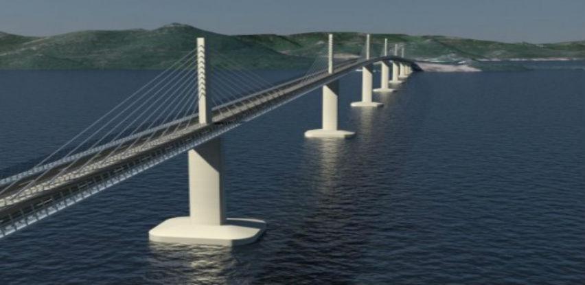 Pristupne ceste Pelješkom mostu na čekanju zbog 221 kune i 35 lipa