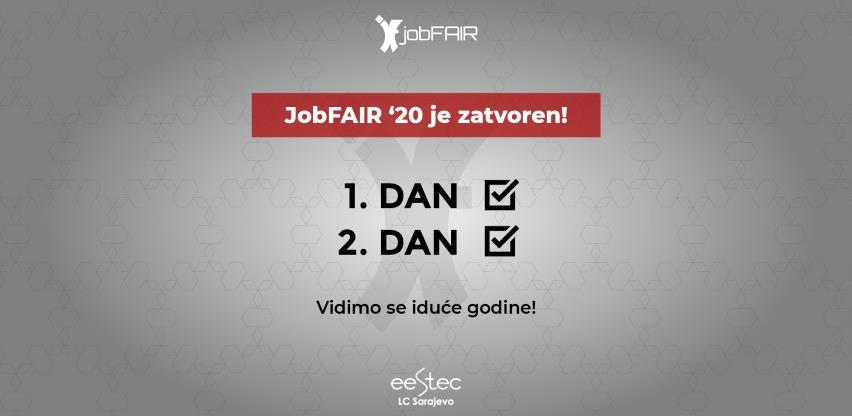 Dvodnevni sajam JobFAIR '20 uspješno je završen