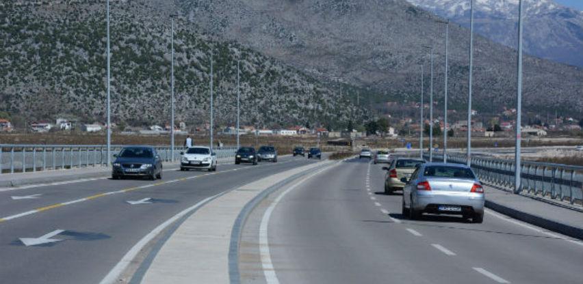 Mostar: U potpunosti pušten most Avenija – Sutina