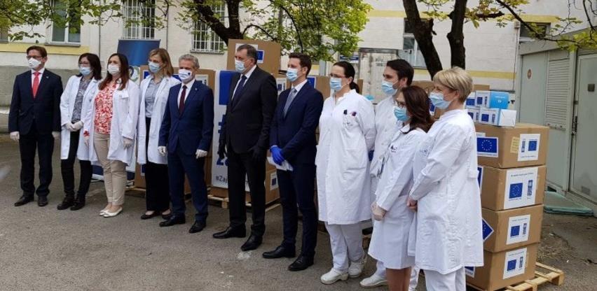 Satler: Evropska unija izdvojila više od 300 miliona eura za BiH
