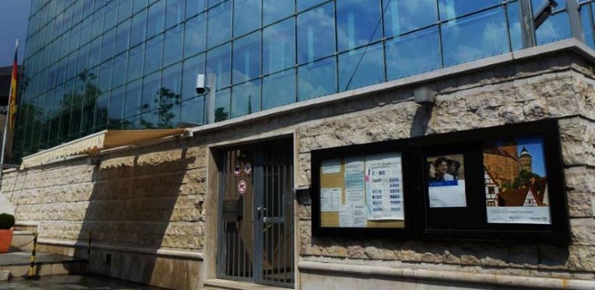 Odjel za vize Ambasade Njemačke u BiH postepeno uspostavio rad sa strankama