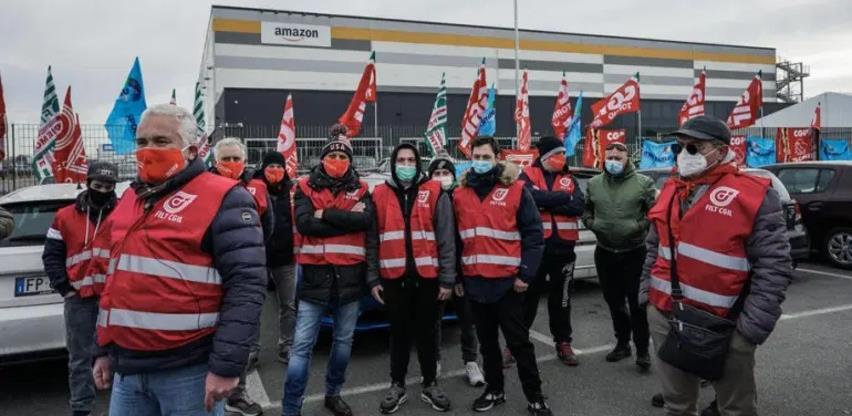 Štrajkuju svi zaposleni u Amazonu u Italiji