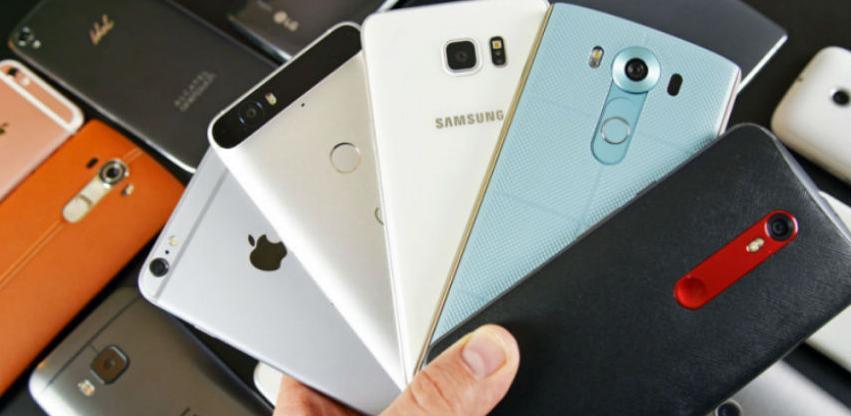 Ovo su najpopularniji telefoni na svijetu