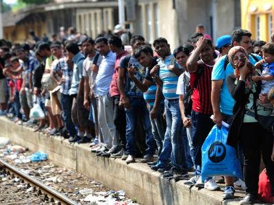 Njemačka očekuje i do 1,5 miliona tražilaca azila