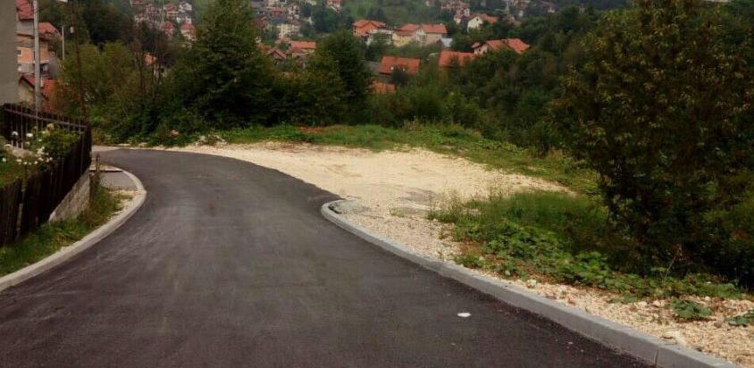 Firma Bosman će okončati radove na asfaltiranju dijela Ulice Panjina kula
