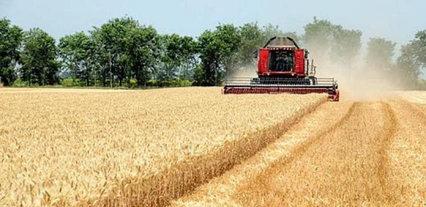 Prinosi žitarica u Posavskoj županiji iznad očekivanih