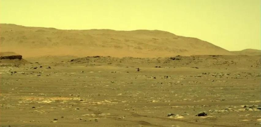 Rover NASA-e proizveo kisik na Marsu