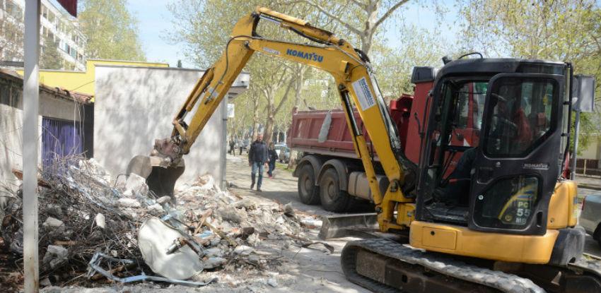 U Mostaru će biti srušeno 767 nelegalnih objekata