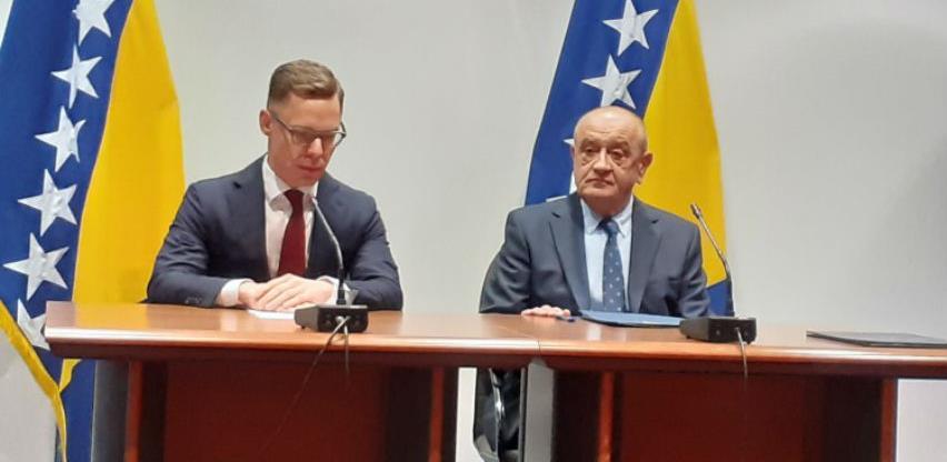 BiH pristupila konvenciji koja otklanja propuste u poreznoj oblasti