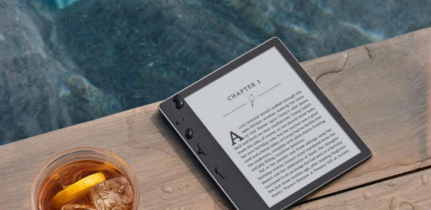 Amazon predstavio prvi vodootporni Kindle