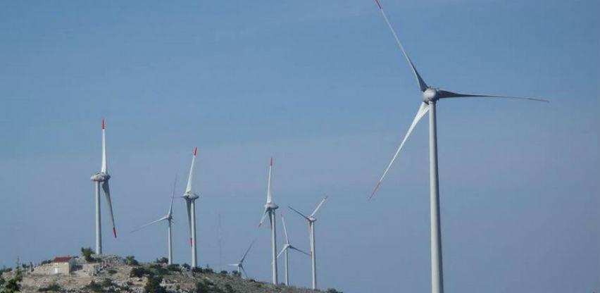 Siemens isporučuje 18 turbina za još jednu bh. vjetroelektranu