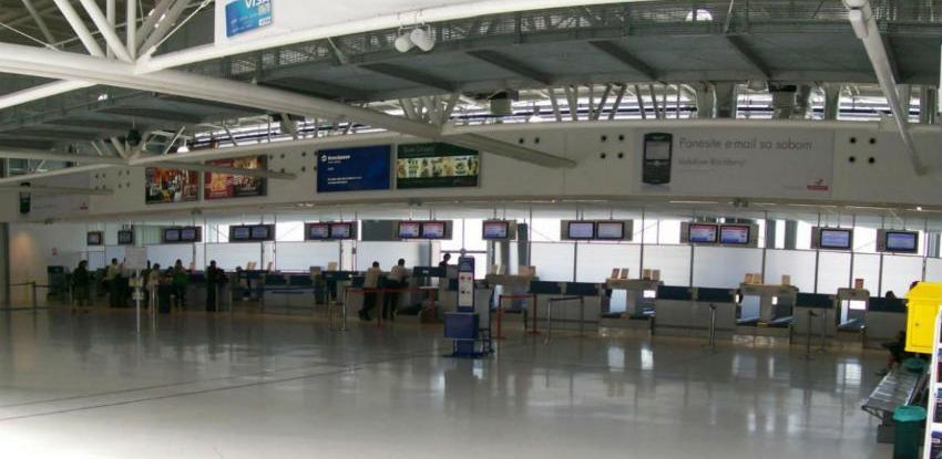 Aerodromi u BiH ove godine očekuju dva miliona putnika