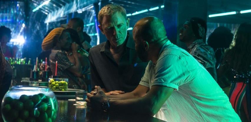"""Una film: Novi trailer filma o Jamesu Bondu """"Nije vrijeme za umiranje"""""""