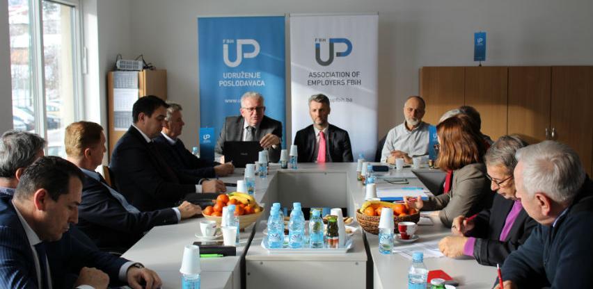 Najavljena tematska sjednica Vlade KS o mjerama za bolji poslovni ambijent