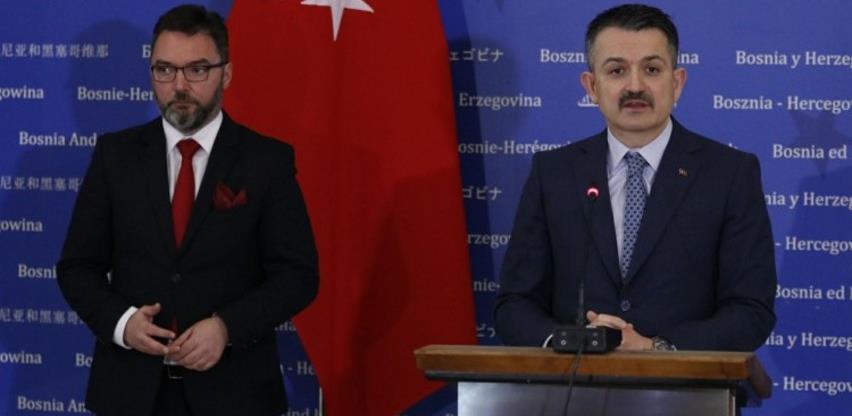 Ratifikacija Sporazuma o slobodnoj trgovini BiH sa Turskom do 16. marta