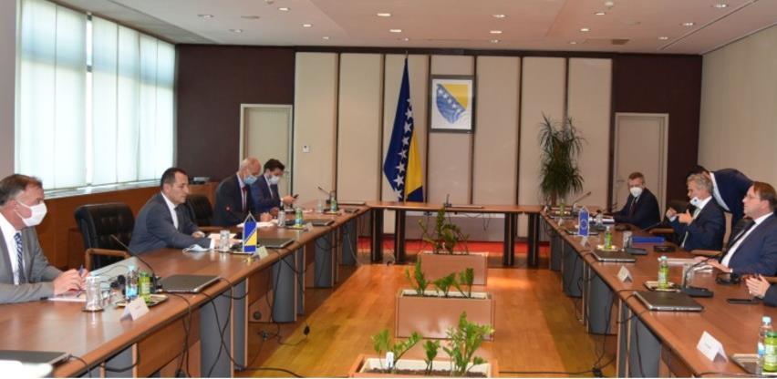 Iz Brisela 1,5 milion eura za zaštitu bh. granice