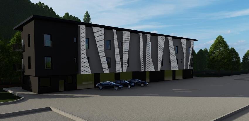 """U Kreševu se gradi hotel: """"Adriale"""" će biti smješten na obali rijeke Kreševčice"""