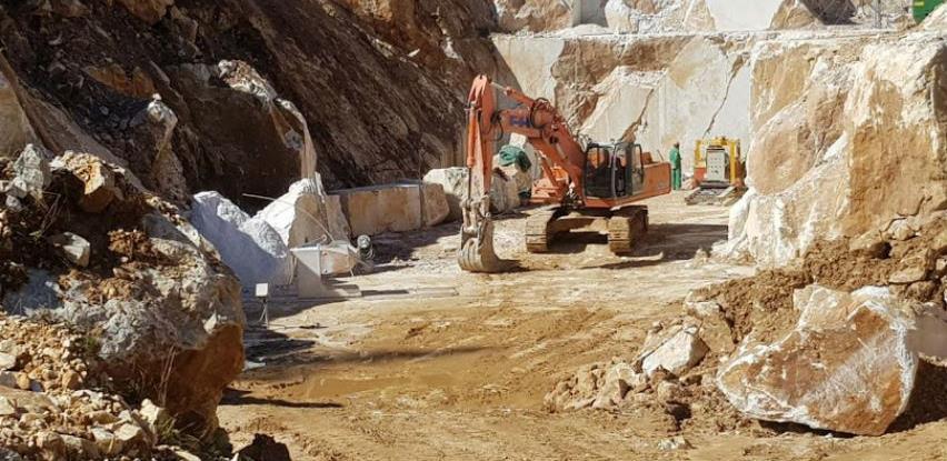 Eksploatacija građevinskog kamena od značaja za MZ Rostovo