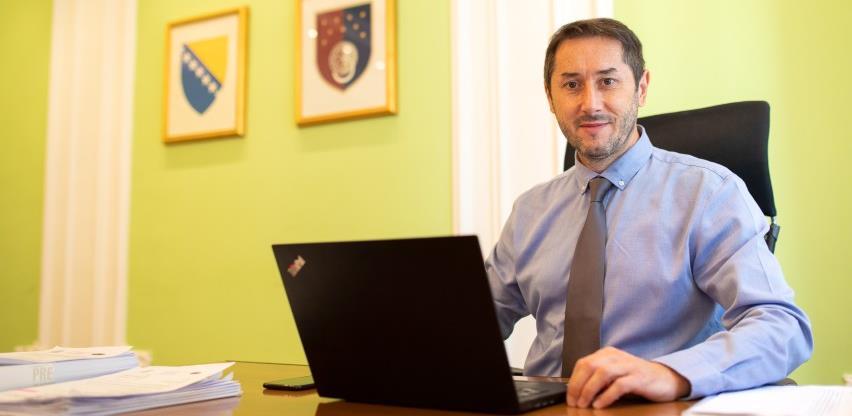 Halebić: Sredstva EBRD-a za nabavku novih tramvaja uskoro na raspolaganju