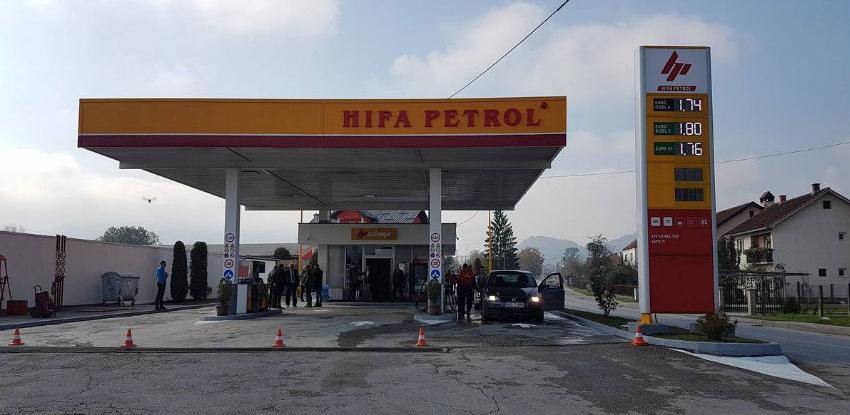 Otvoren 27. maloprodajni objekat kompanije HIFA Petrol