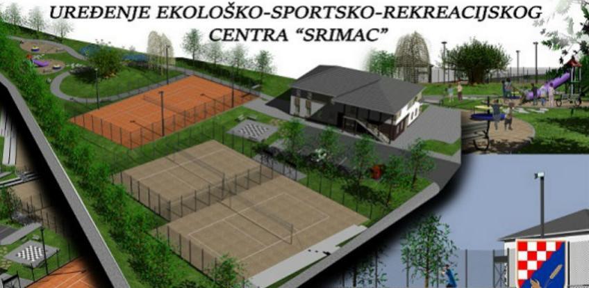 Osigurana sredstva za izgradnju sportsko-rekreacijskog centra Srimac