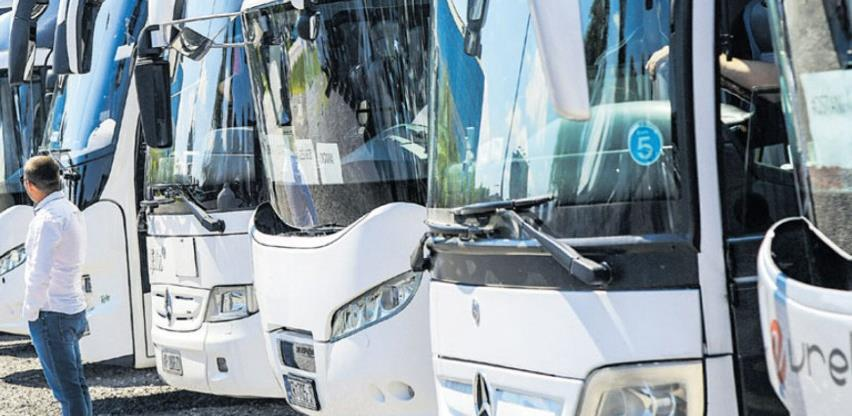 Obavještenje za prijevoznike u vezi Naredbe Kriznog štaba FBiH