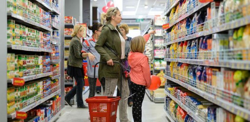 Bh. građani radije biraju uvozne juhe, čokolade, mliječne proizvode