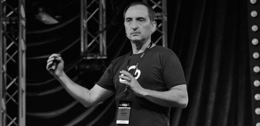 Lazar Džamić, marketinški mag: Raditi za Google nije posao, to je stil života