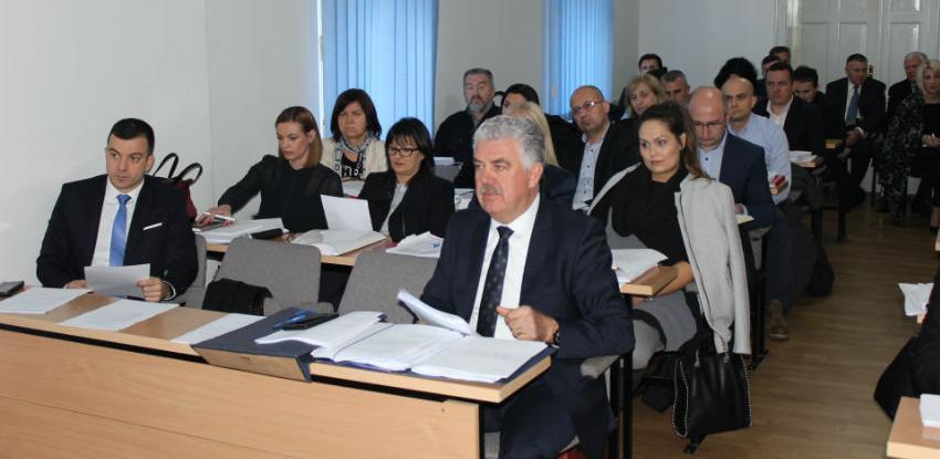 Skupština HNK usvojila budžet za 2019. godinu u iznosu od 222,7 miliona KM