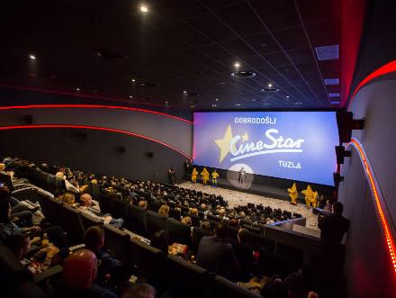 CineStar u Tuzli svečano otvoren uz spektakularan vatromet i blockbustere