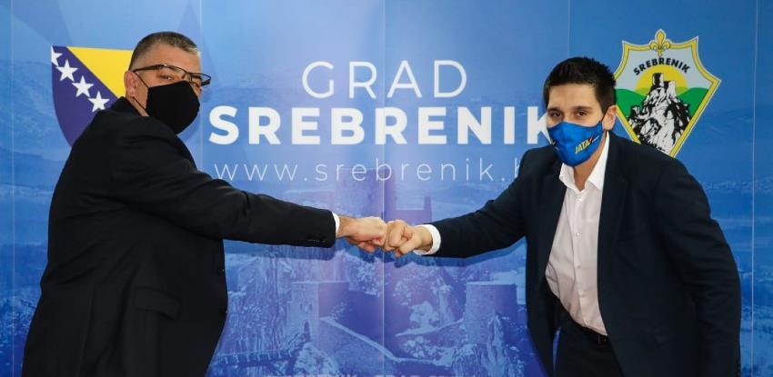 Poslovna zona u Srebreniku na proljeće u funkciji, uskoro i javni poziv za dodjelu zemljišta