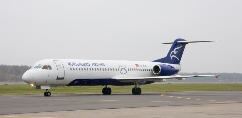 Aerodromi Crne Gore u minusu 11 miliona eura