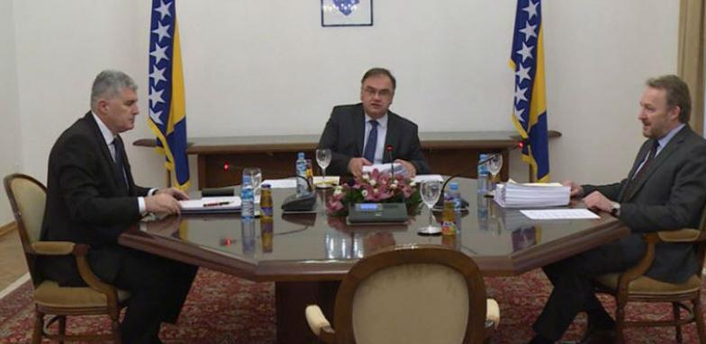 Predsjedništvo BiH prihvatilo Sporazum o zajmu za podršku zapošljavanju