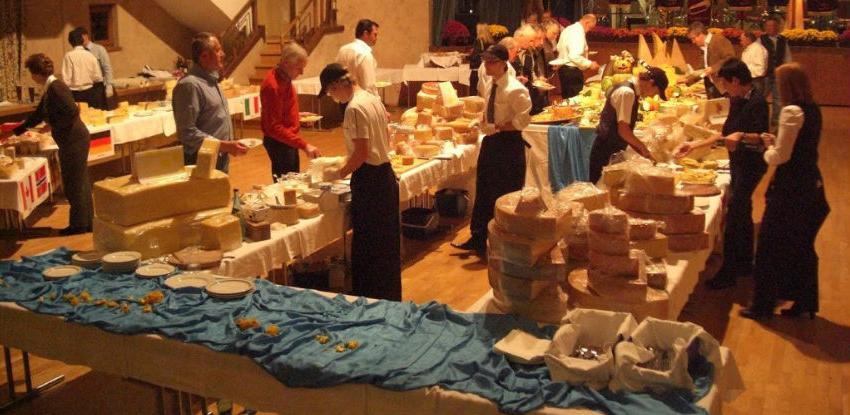 14. međunarodna izložba sireva - Käsiade u Hopfgartenu