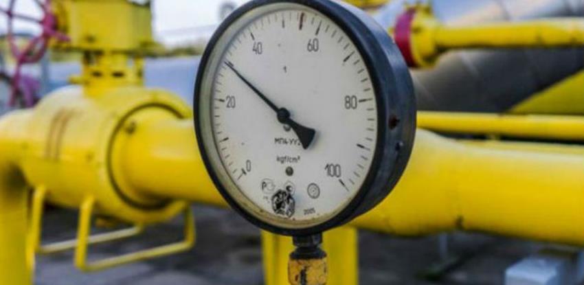 Od 1. januara smanjenje veleprodajne cijene prirodnog gasa od 8,59 posto