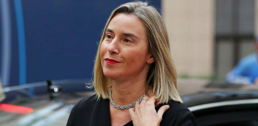 Mogherini i Zaharjeva izrazile podršku evropskoj perspektivi Balkana