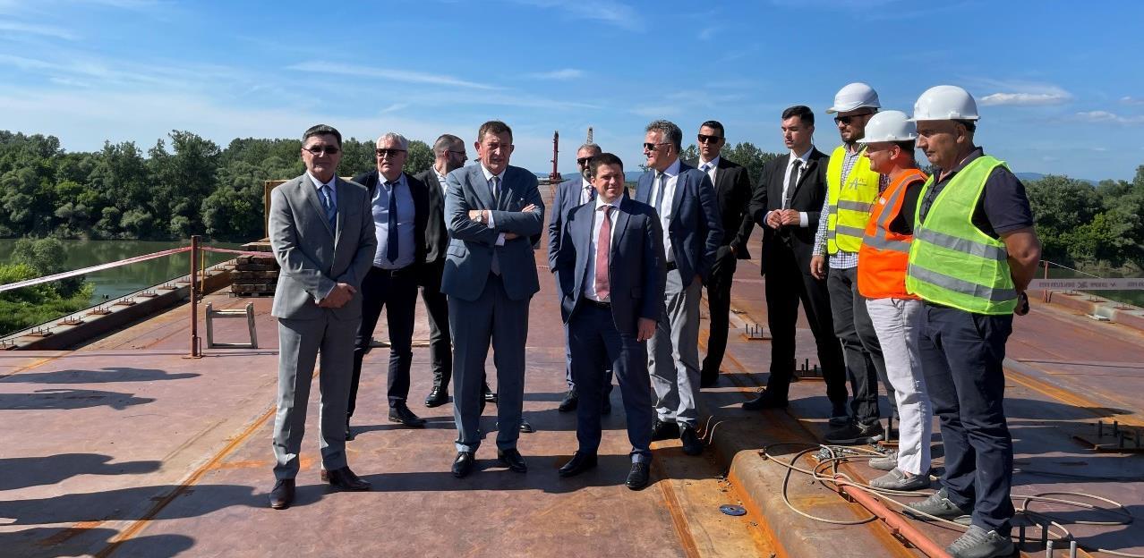 Završetak radova na GP Svilaj planiran za 15. juli, a most Gradiška na proljeće