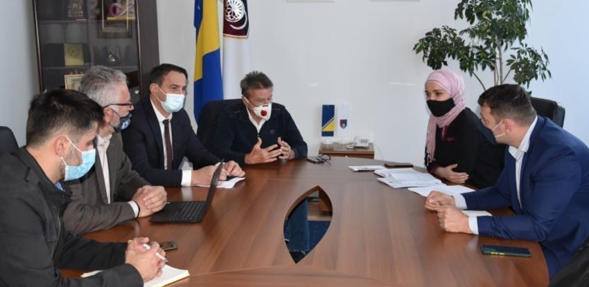 Poslodavci KS i Ured za borbu protiv korupcije dogovorili saradnju