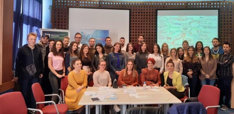 CreaInnovation: Održana kreativna radionica za unapređenje inovacija