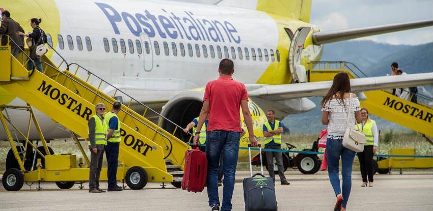 Aerodrom u Mostaru kreće u izgradnju kargo centra