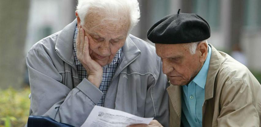 Vlada FBiH sutra razmatra povećanje iznosa najniže penzije za 3,2 posto