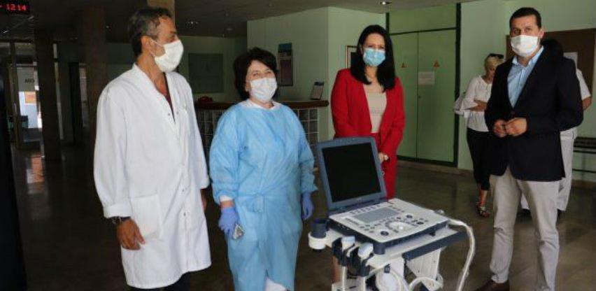 Evropska unija za zdravstveni sistem BPK Goražde, donirala oko 300.000 KM