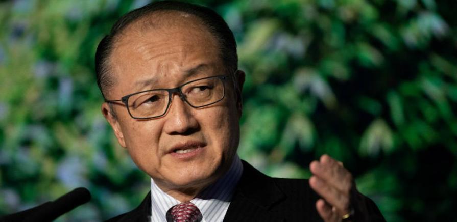 Direktor Svjetske banke Jim Yong Kim podnosi ostavku
