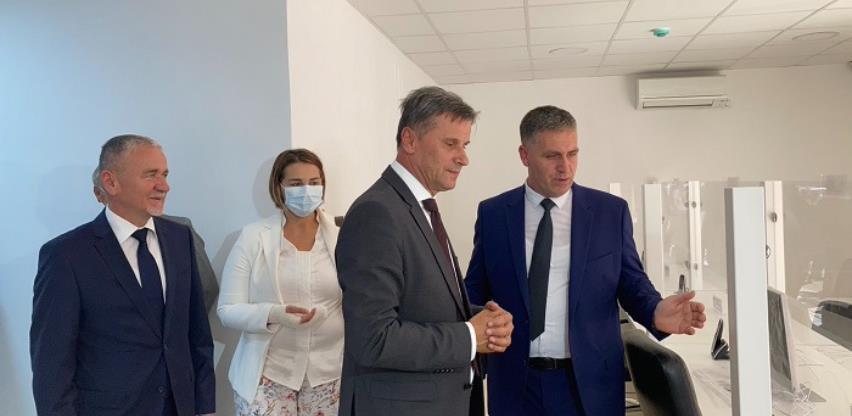 Otvoren Biznis servis centar u Zavidovićima