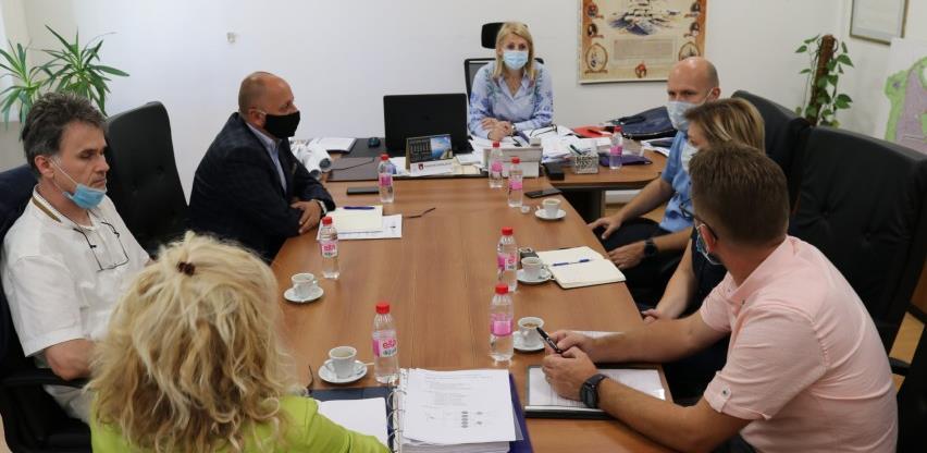 """Potpisan Ugovor za """"GIS sistem javne rasvjete Kantona Sarajevo"""""""