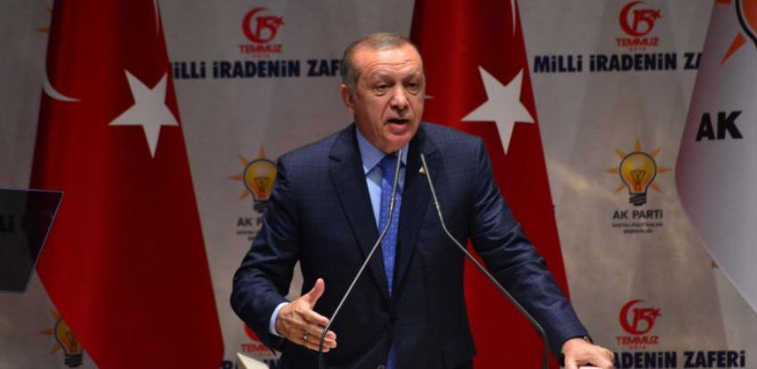 Erdogan zaprijetio Washingtonu bojkotom američke elektronike