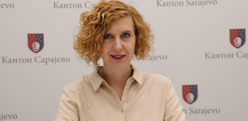 Melika Husić-Mehmedović zvanično podnijela ostavku na mjesto ministrice