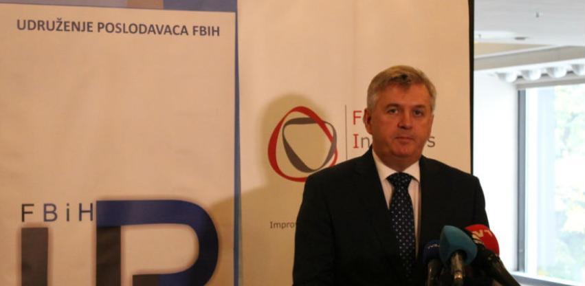 Udruženje poslodavaca FBiH se povlači iz Općeg kolektivnog ugovora